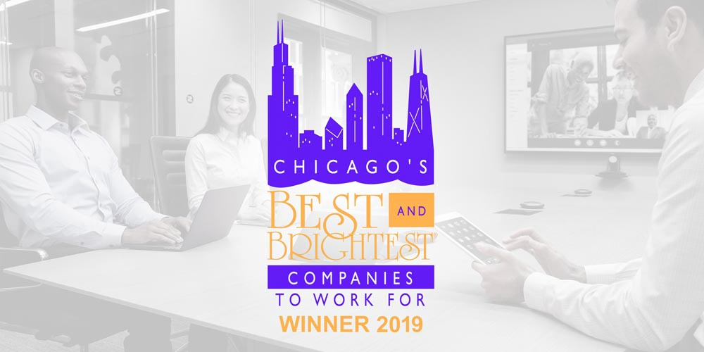 Shure Honored As One Of 2019's Best And Brightest Companies To Work For®