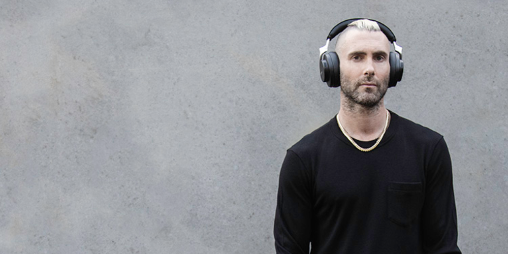 Shure Launches New AONIC Wireless Noise Cancelling Headphones And True Wireless Earphones With Adam Levine