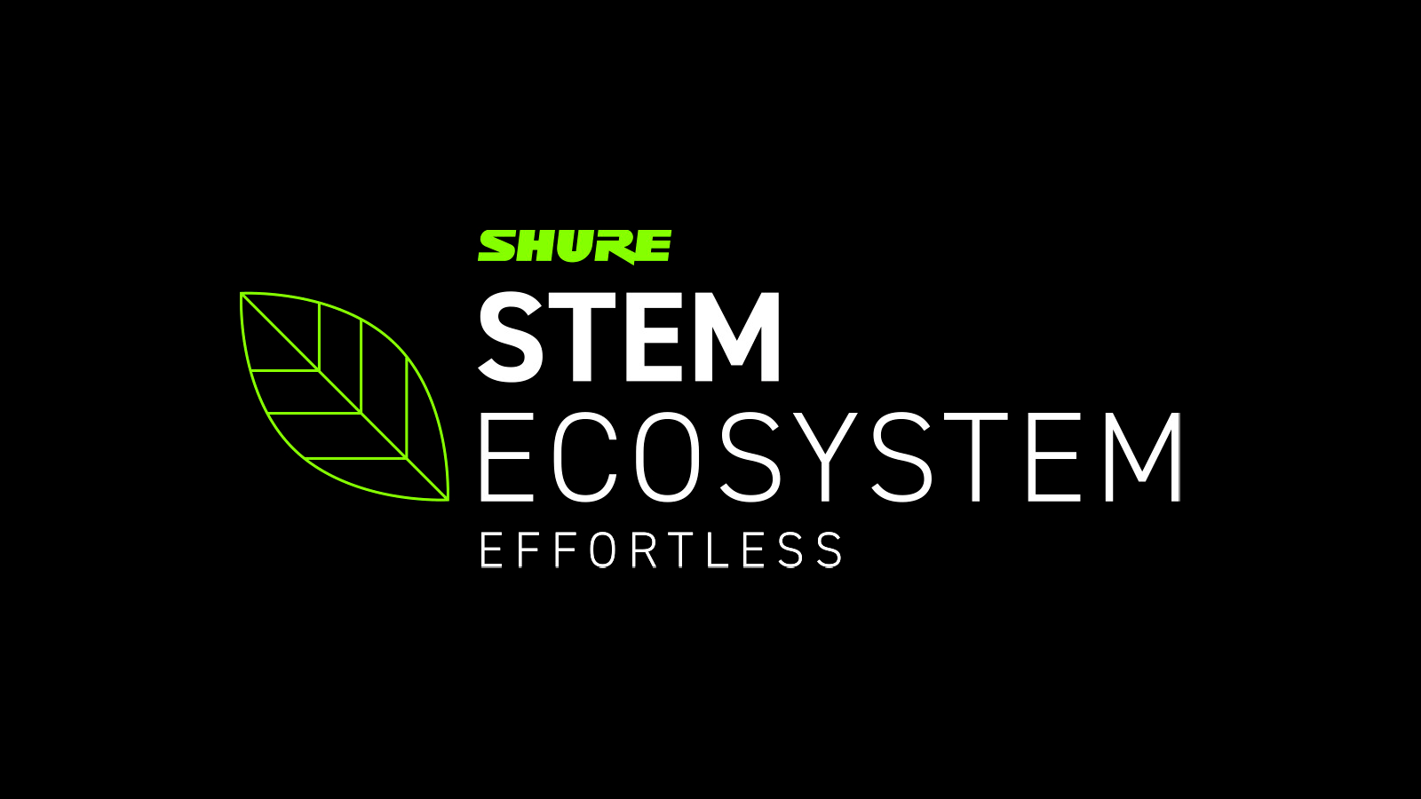 Shure Now Offers Expanded AV Conferencing Solutions with Stem Ecosystem™ and Microflex Ecosystem®