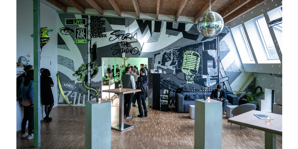 Shure Opens Office In Berlin's House Of Music