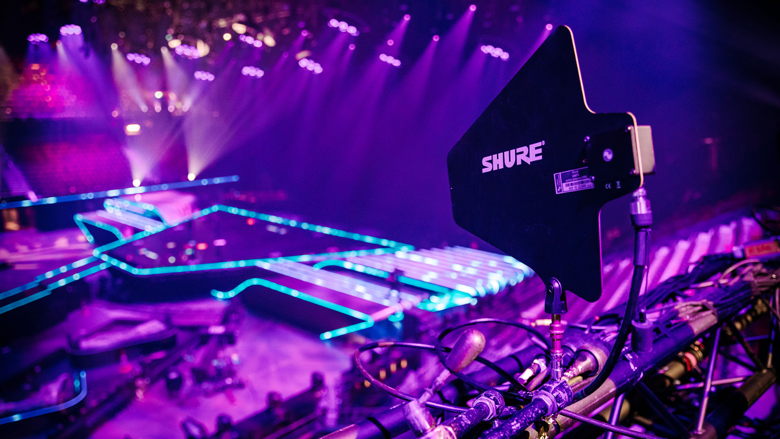 Shure Powers Eurovision Song Contest 2021 with Axient™ Digital Wireless System