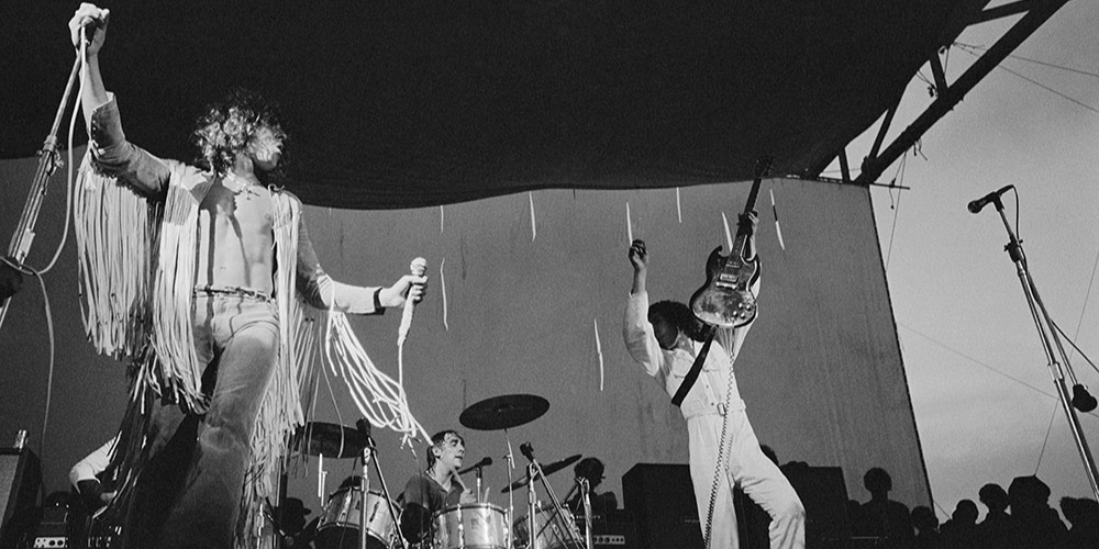 Shure Reflects On The 50th Anniversary Of Woodstock, Celebrates Legacy Of Its Historic Audio Accomplishments