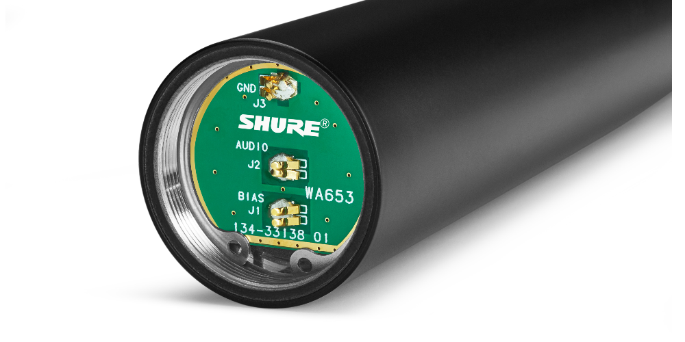 Shure Unveils New VPH Long Microphone Handle