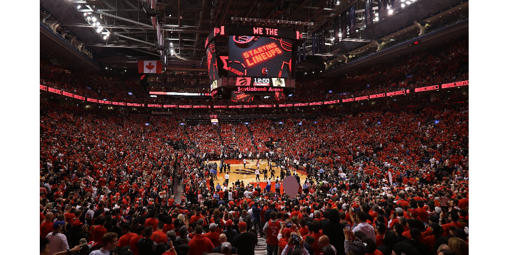 Toronto Sports Fans First In The World To Receive Premium Audio Experience With New Shure Microphone Array Scoreboard Installation