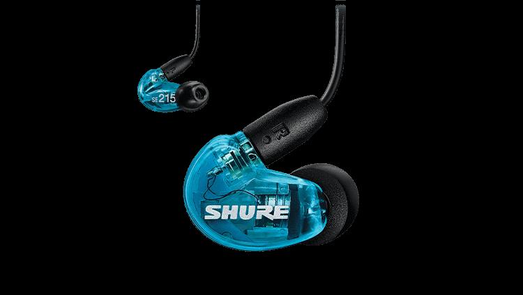 AONIC 215 earphones