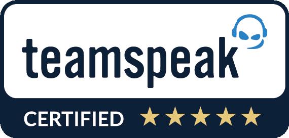 teamspeak Certified